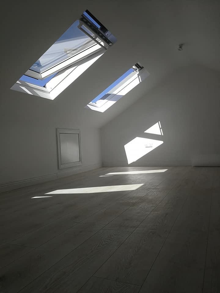 kildare attic converted