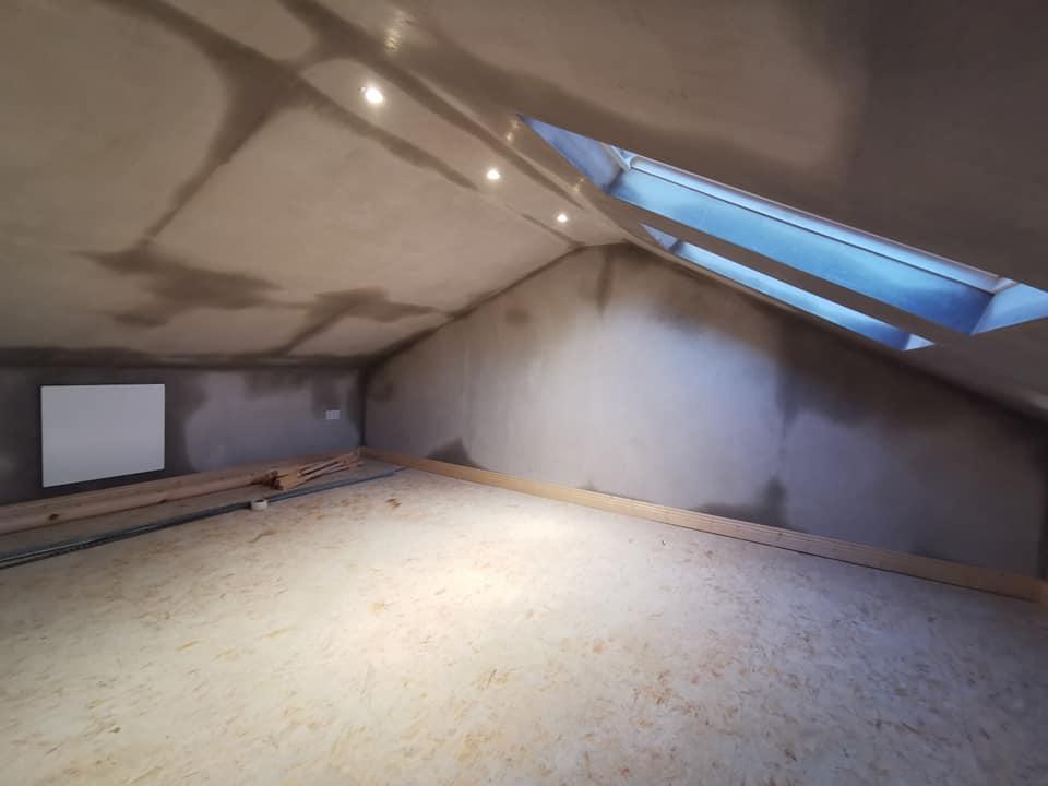 converted attic dublin 15