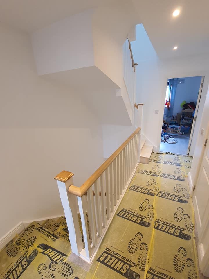 dodderbrook attic stairs