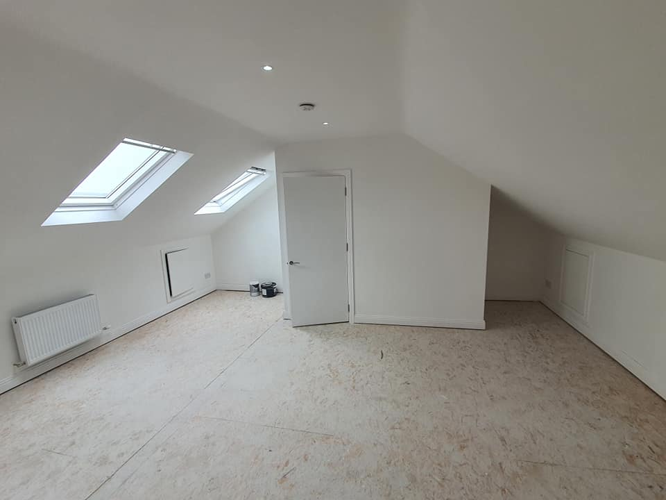 dodderbrook attic