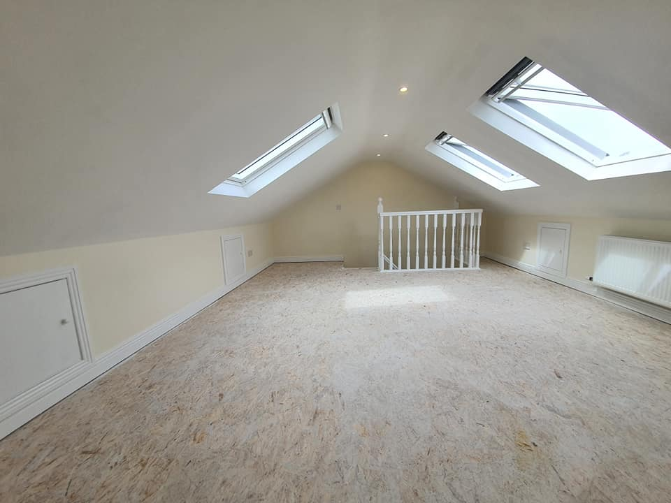 attic conversion ideas