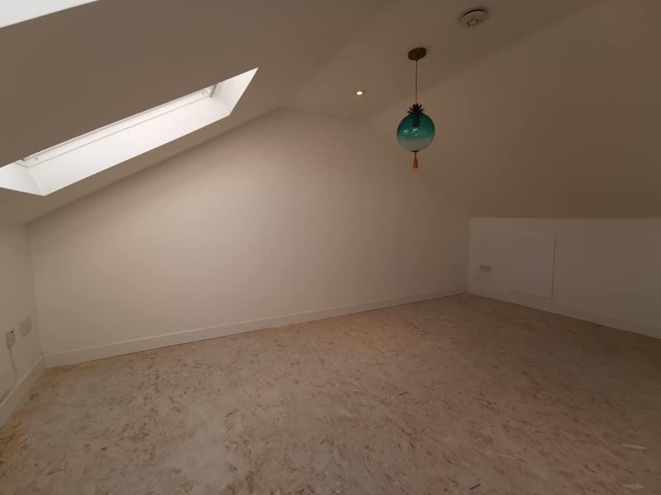 convert your attic into a bedroom