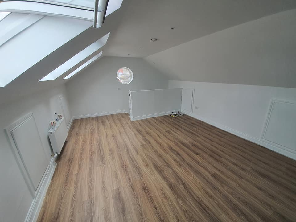 donabate converted attic