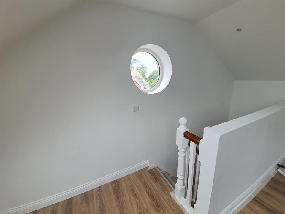 port window attic